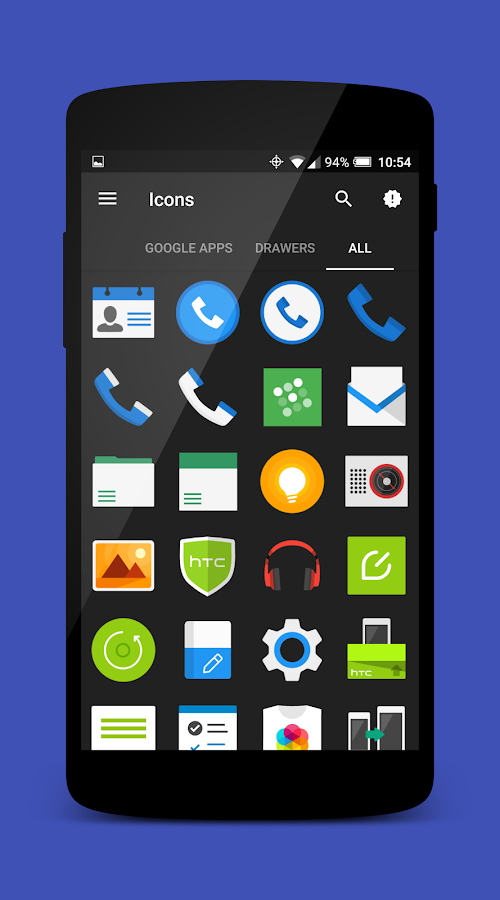 Ultimo Icon Theme Screenshot 3