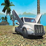 Flying Car Free: Truck Pilot 4 Apk