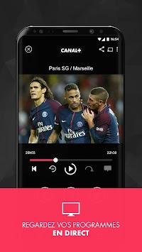 MyCANAL, La TV By CANAL APK screenshot thumbnail 1