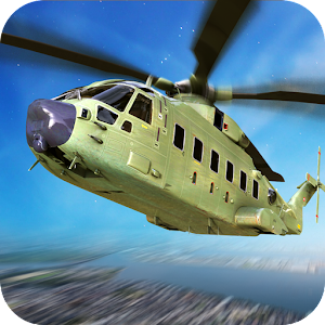 Urban Helicopter Survival Sim