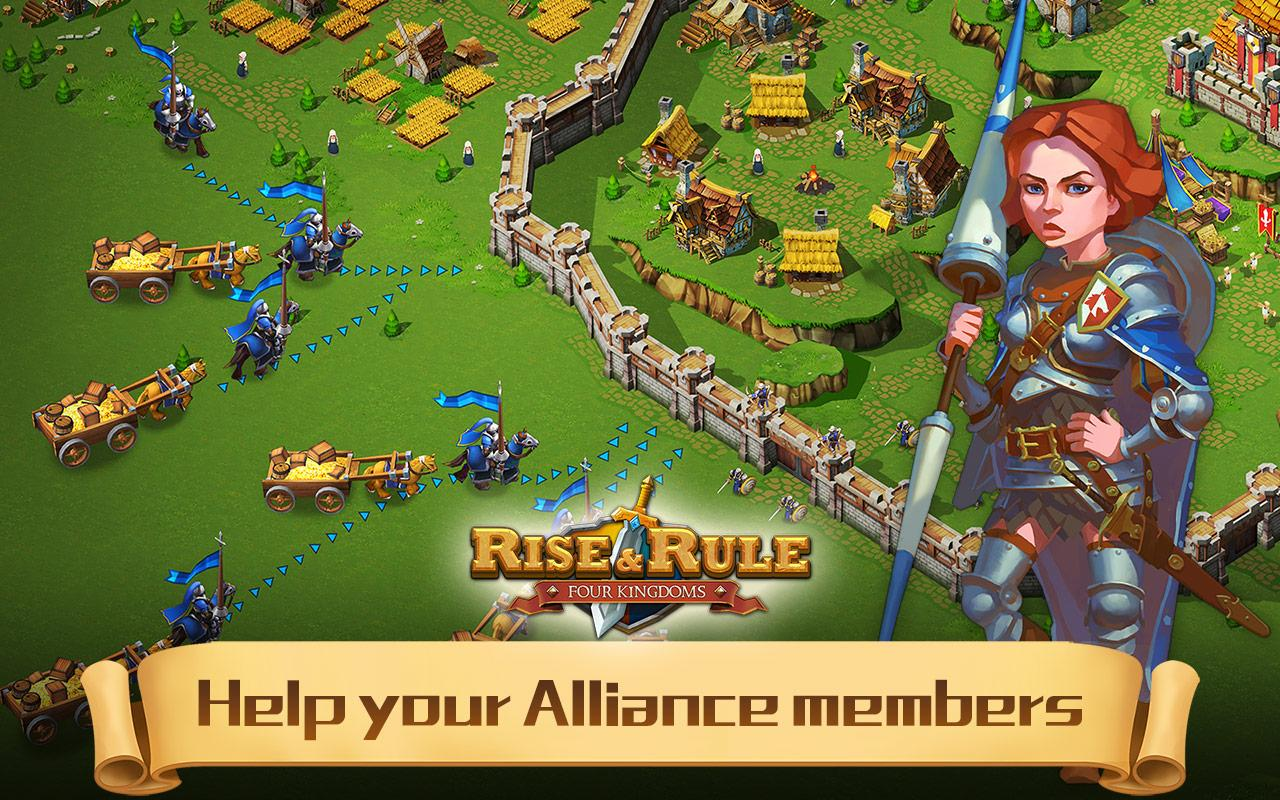 Rise & Rule: Battle for Throne Screenshot 0