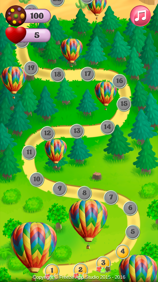 Candy Free Screenshot 5