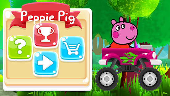 Peppie Driver Pig - screenshot