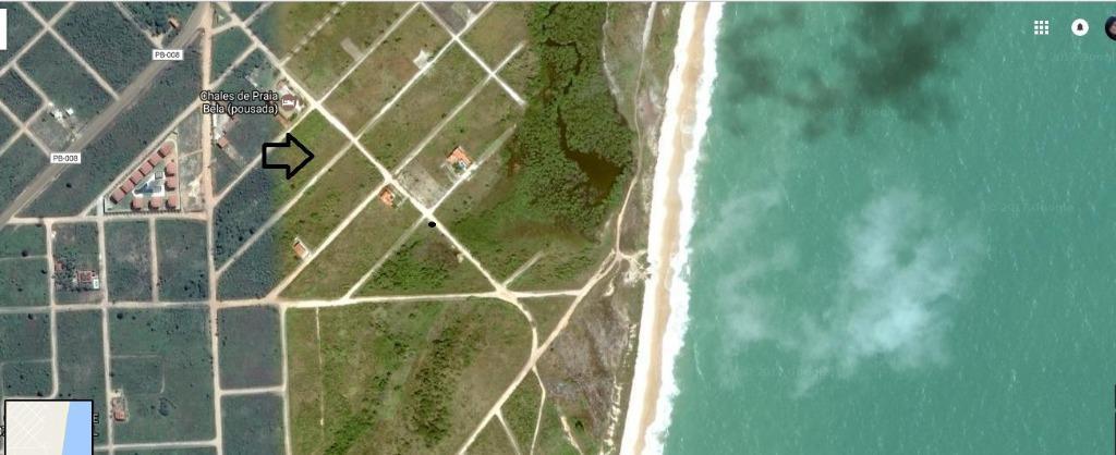 Terreno residencial à venda, Praia Bela, Pitimbú.