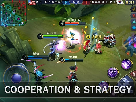 Mobile Legends: Bang Bang APK screenshot thumbnail 9