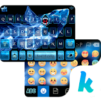 CrazyShark Emoji KikaKeyboard For PC (Windows And Mac)