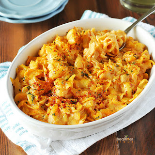 Healthy Vegan Mac And Cheese Recipes
