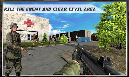 Commando Assassin:War Duty - screenshot