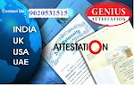 All Type of Embassy Attestation From Genius