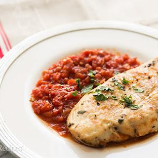 Tomato Tarragon Sauce Chicken Recipes