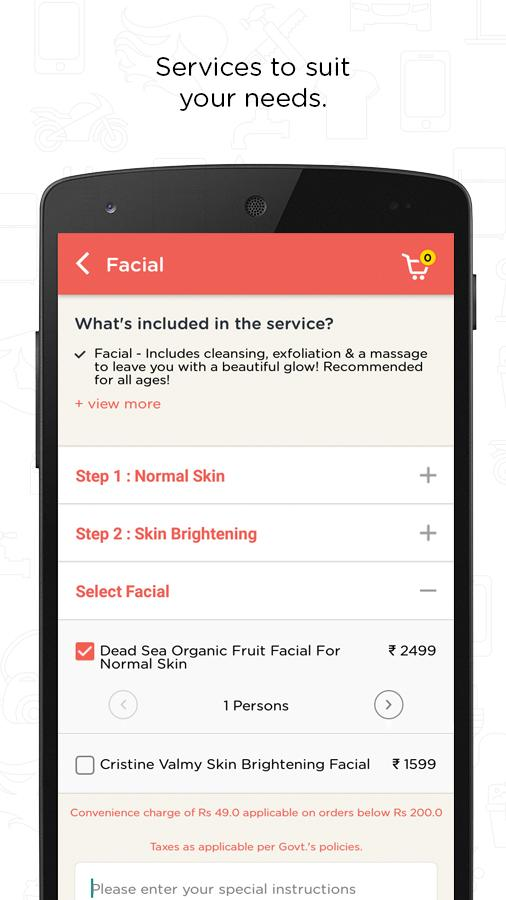 Housejoy-Trusted Home Services Screenshot 3