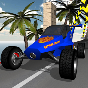 Extreme Car Driving. Race Against Time. For PC (Windows & MAC)