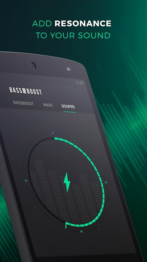 Bass Booster - Music Sound EQ Screenshot 1