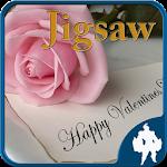 Valentine's Day Jigsaw Puzzles Icon