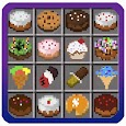 Food mods for MCPE: Sweet Desserts