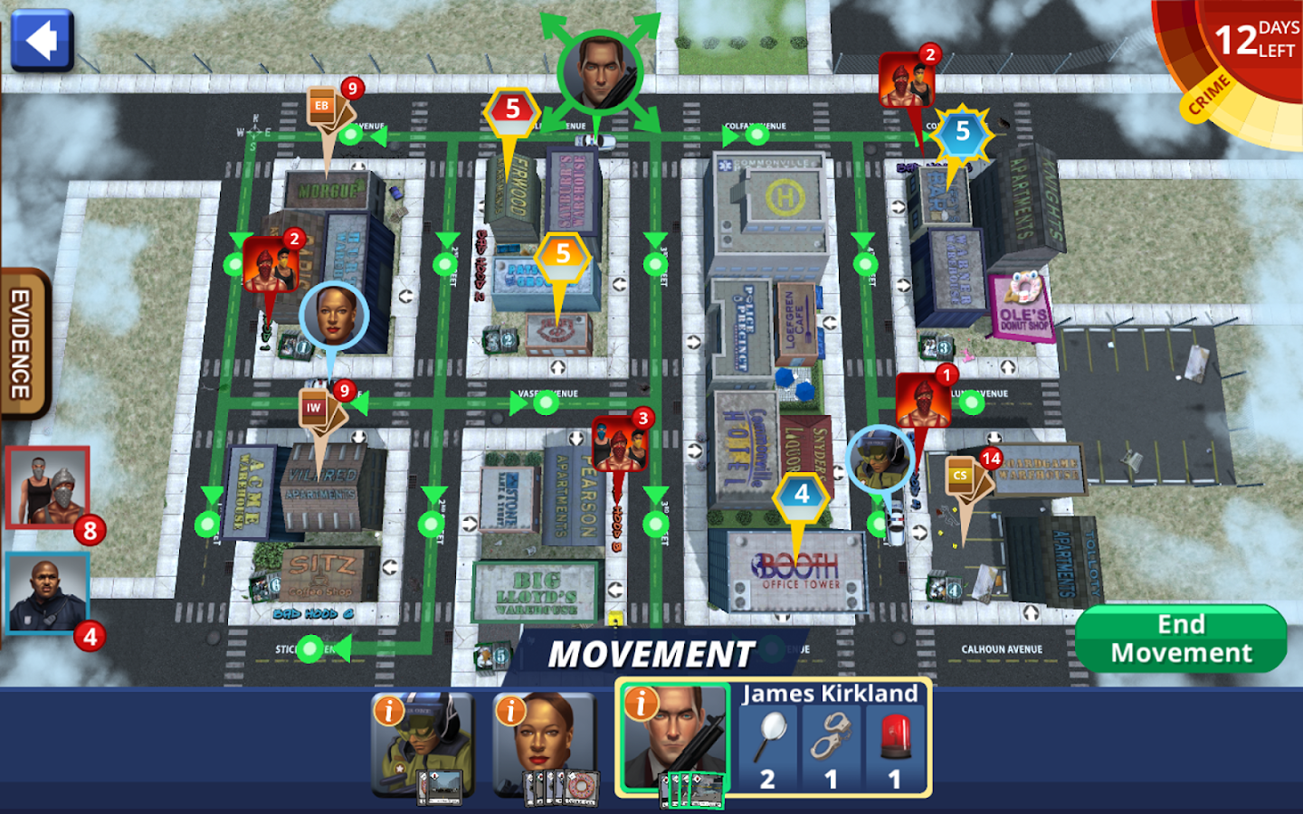 Police Precinct: Online Screenshot 6