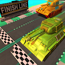 Crazy Tank Racing War icon