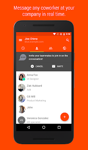 Jive Chime: Team Communication - screenshot