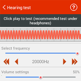 iCare Hearing Test Pro Screenshot 6