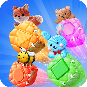 Wooly Blast: Awesome Spinning Match-3 Game For PC / Windows 7/8/10 / Mac – Free Download
