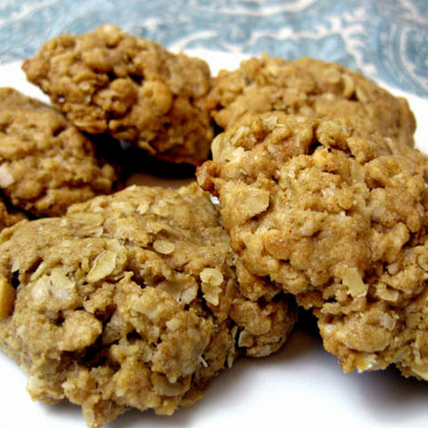 Peanut Butter Coconut Oatmeal Cookies