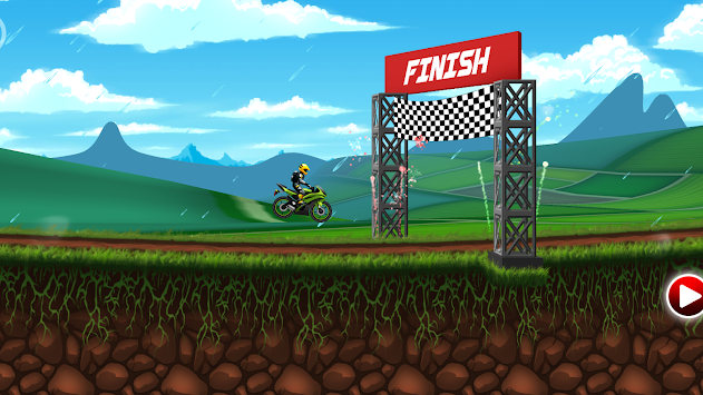 Fun Kid Racing - Мотокрос APK screenshot thumbnail 11