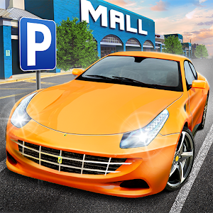 Shopping Mall Parking Lot For PC / Windows 7/8/10 / Mac – Free Download