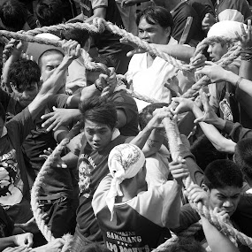 The Rope by Jon Gonzales - News & Events World Events ( feast black nazarene )