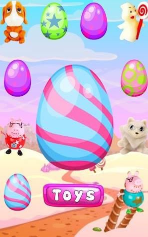 Surprise Eggs for Kids Screenshot