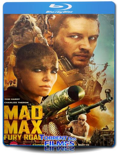 Mad Max – Estrada da Fúria (2015) Torrent Dublado - WEB-DL Download 720p/1080p Áudio 5.1