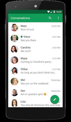 chomp SMS screenshot 1