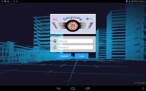 Skyway Minicab - screenshot