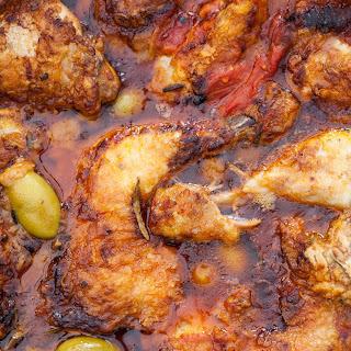 Chicken Cacciatora Recipes