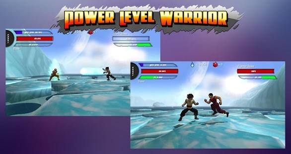 Power Level Warrior APK for Bluestacks