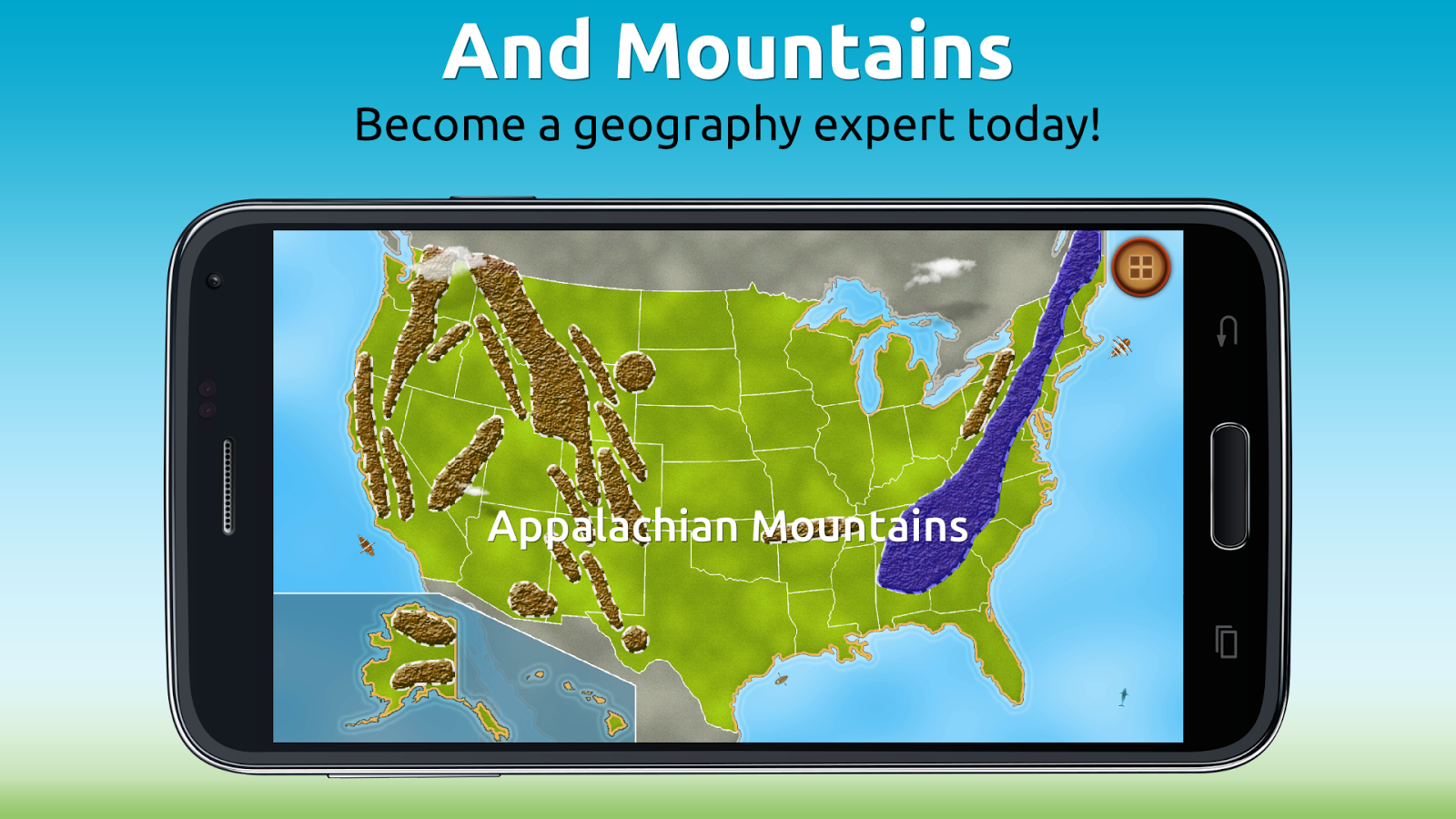 GeoExpert - USA Geography Screenshot 4