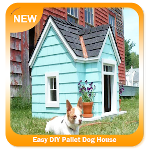 Download Easy DIY Pallet Dog House for Windows Phone