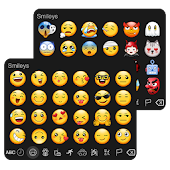 Color Emoji Keyboard 9 APK for Bluestacks