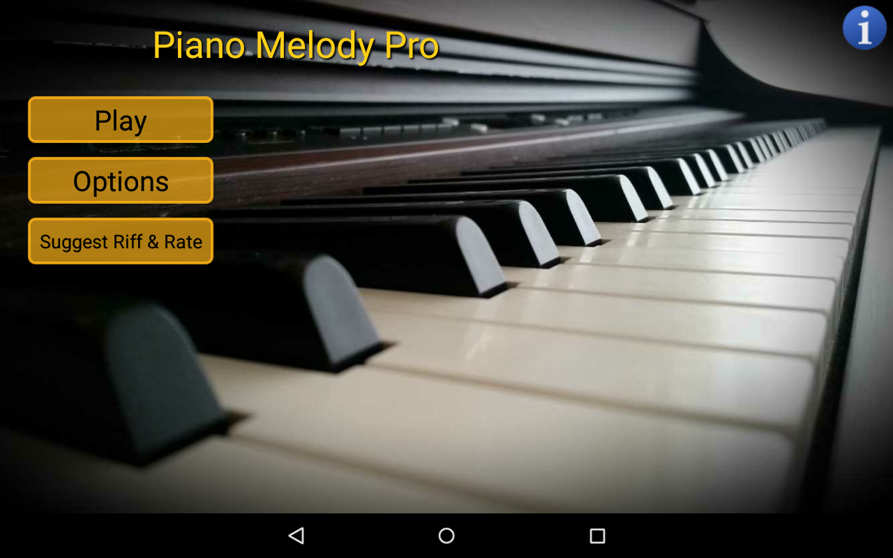 Piano Melody Pro Screenshot 17