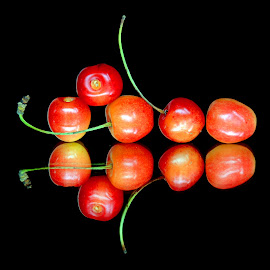 its cherry time by Asif Bora - Food & Drink Fruits & Vegetables (  )