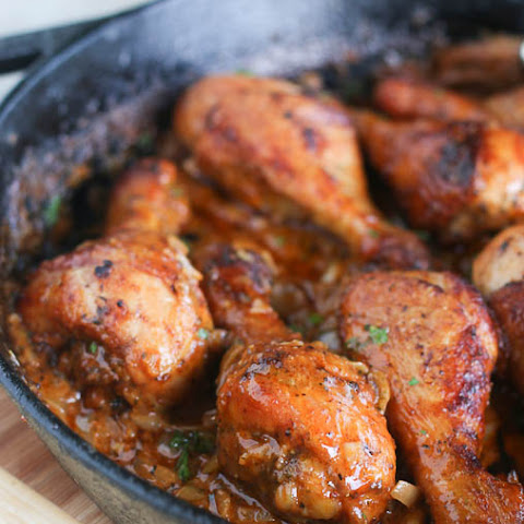 Creamy Spicy Baked Chicken