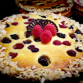 Berry Pie by Lope Piamonte Jr - Food & Drink Candy & Dessert