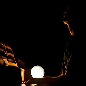 The Pianist  by Sawyer Jones Photography  - People Portraits of Men ( sawyer jones, playing, for sale, photograph, piano, stock, dark, image, self portrait, instrument, portrait, photography )
