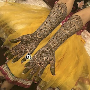 Indian Bridal Mehndi Designs - screenshot