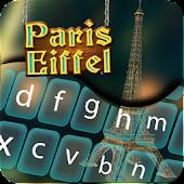 APK App Paris Eiffel Keyboard for BB, BlackBerry