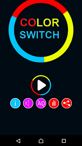 Color Switch - screenshot