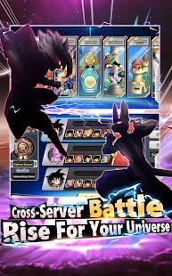 Saiyan Warriors : Battle