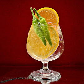 Mocktail by Prasanta Das - Food & Drink Alcohol & Drinks ( chillies, soda, mocktail, lemon )