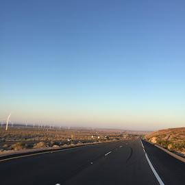 On the road again by Megan Kline - Landscapes Deserts