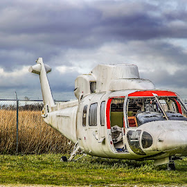 by Peter Murphy - Transportation Helicopters