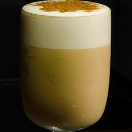 Algarrobina  by Fico Stein Montagne - Food & Drink Alcohol & Drinks ( trago, sweet, algarrobina, drink, licor, dulce, nikon d7000, liquor,  )